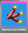 Nyan Cat Lost In Space Foil 3