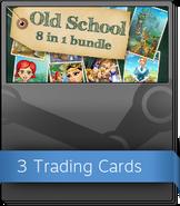 Old School 8-in-1 bundle Booster Pack