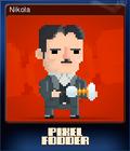 Pixel Fodder Card 3