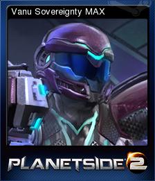 PlanetSide 2 Card 6
