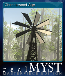RealMyst Masterpiece Edition Card 1