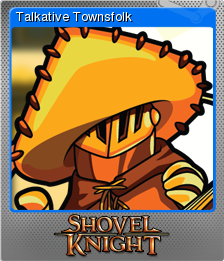 Shovel Knight Foil 6