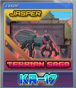 Terrian Saga KR-17 Foil 3