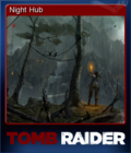 Tomb Raider Card 3