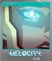 Velocity Ultra Foil 8