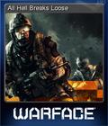 Warface Card 6