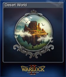 Warlock 2 the Exiled Card 04
