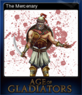 Age Of Gladiators Card 3