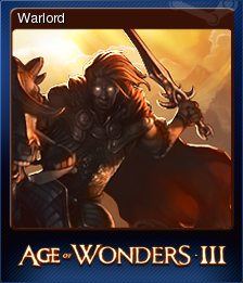 Age of Wonders III Card 1