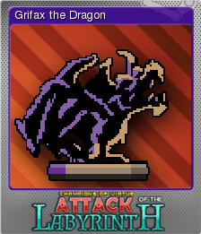 Attack of the Labyrinth + Foil 4