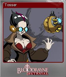 BloodRayne Betrayal Foil 12