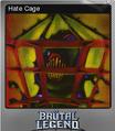 Brutal Legend Foil 10