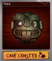 Cave Coaster Foil 13