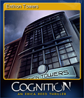 Cognition An Erica Reed Thriller Card 10