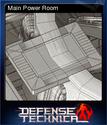 Defense Technica Card 9