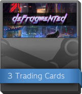 Defragmented Booster Pack