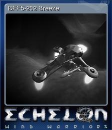 Echelon Wind Warriors Card 2