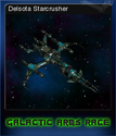 Galactic Arms Race Card 4