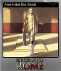 Hegemony Rome The Rise of Caesar Foil 4