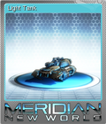 Meridian New World Foil 5