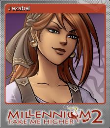 Millennium 2 - Take Me Higher Foil 4