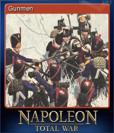Napoleon Total War Card 4