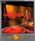 Project Temporality Foil 4