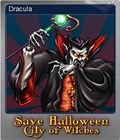 Save Halloween City of Witches Foil 06