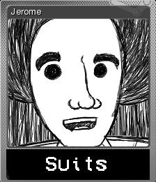 Suits A Business RPG Foil 3