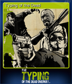 The Typing of the Dead Overkill Card 10