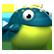 Toki Tori 2+ Emoticon frog