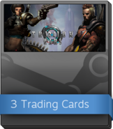 Trinium Wars Booster Pack