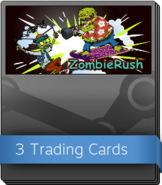 ZombieRush Booster Pack