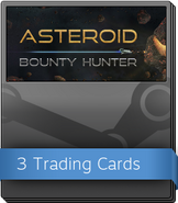 Asteroid Bounty Hunter Booster Pack