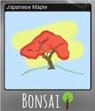 Bonsai Foil 2