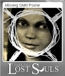 Dark Fall Lost Souls Foil 6