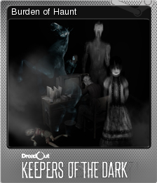 DreadOut Keepers of The Dark Foil 5