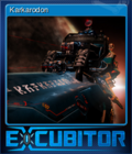 Excubitor Card 2