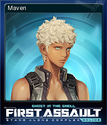 Ghost in the Shell Stand Alone Complex - First Assault Online Card 6