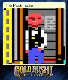 Gold Rush! Classic Card 06