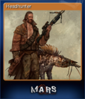 Mars War Logs Card 4