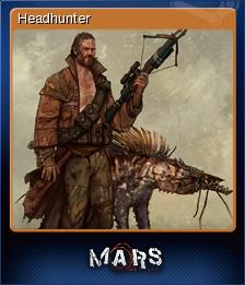 Mars War Logs Card 4
