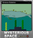 Mysterious Space Foil 1
