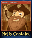 Nelly Cootalot The Fowl Fleet Card 2