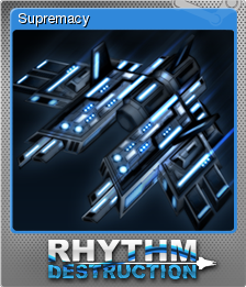 Rhythm Destruction Foil 1
