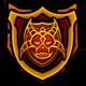 Runespell Overture Badge Foil