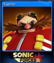 Sonic Forces Card 6
