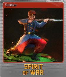 Spirit Of War Foil 6