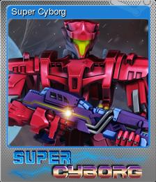 Super Cyborg Foil 5