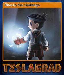 Teslagrad Card 11